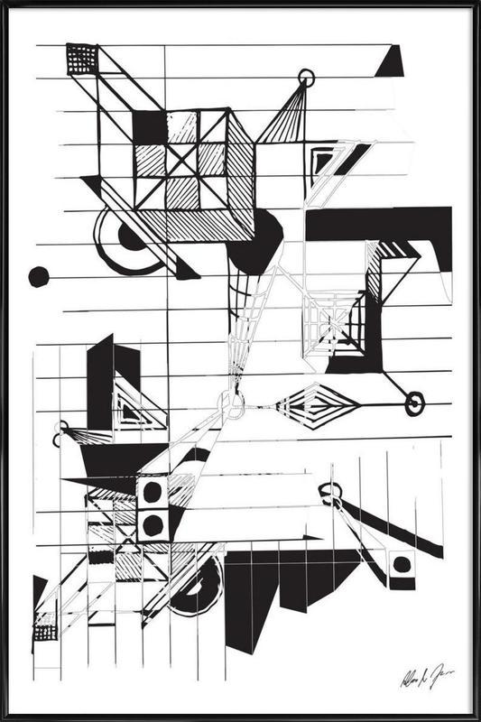 do more Poster im Kunststoffrahmen   JUNIQE CH