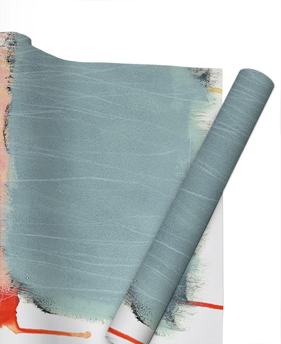 Geschenkpapier Abstrakt & Geometrisch Layered Color 2 von JUNIQE | Weihnachten > Geschenkideen | JUNIQE
