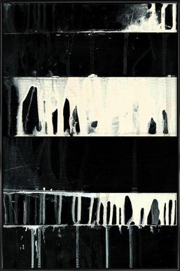 Wabi Sabi 16-03 - Affiche sous cadre standard
