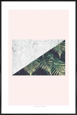 Tropical Geometry - Poster in Standard Frame