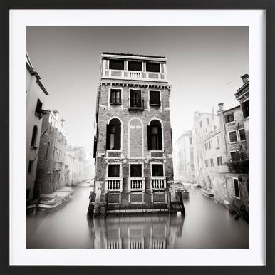 Palazzo Tetta - Poster in Wooden Frame