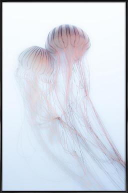 Lovers - Takeshi Marumoto - Poster in Standard Frame