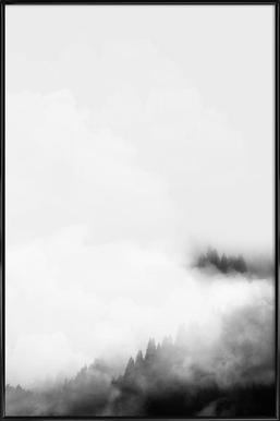 Landscape No. 40 - Affiche sous cadre standard
