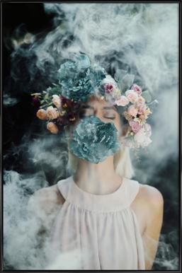 Smoke Dream - Affiche sous cadre standard