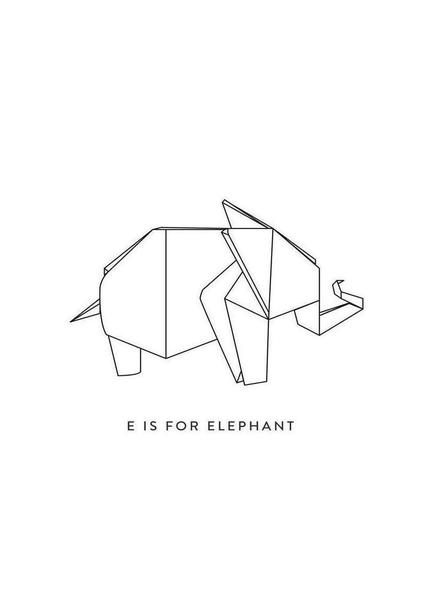 31 Origami Elephants to Fold for the #ElephantOrigamiChallenge | 600x433
