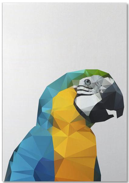 How to make Origami Parrot | Origami Macaw Parrot of Manuel Sirgo ... | 600x425