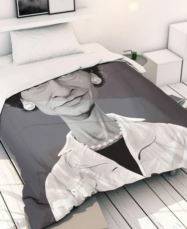Coco Chanel Bed Linen Juniqe, Coco Chanel Bedding
