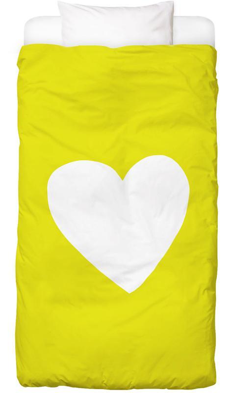 Sunshine Heart Bed Linen