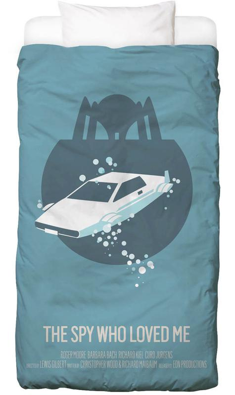 Movies, The Spy Who Loved Me Kids' Bedding