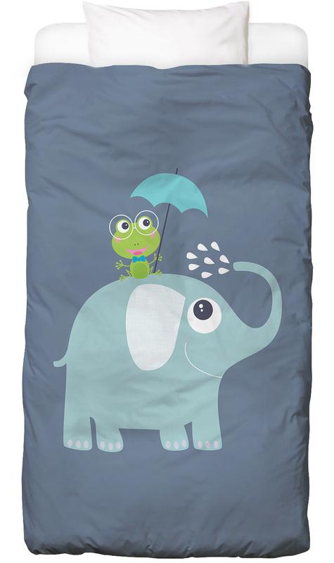 Elephants, Nursery & Art for Kids, Elephant Frog Kids' Bedding