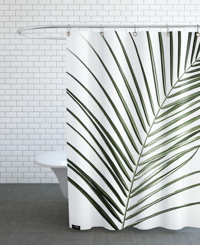 Palm Leaves 8 Shower Curtain