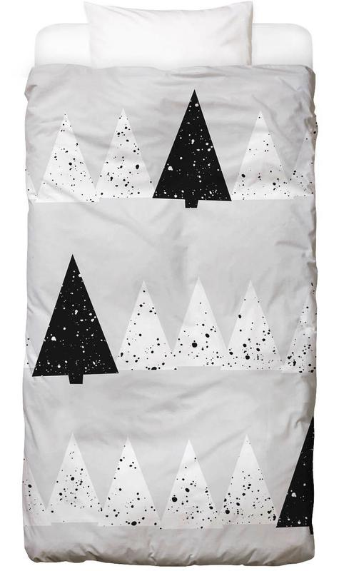 Snowy Forest Bed Linen