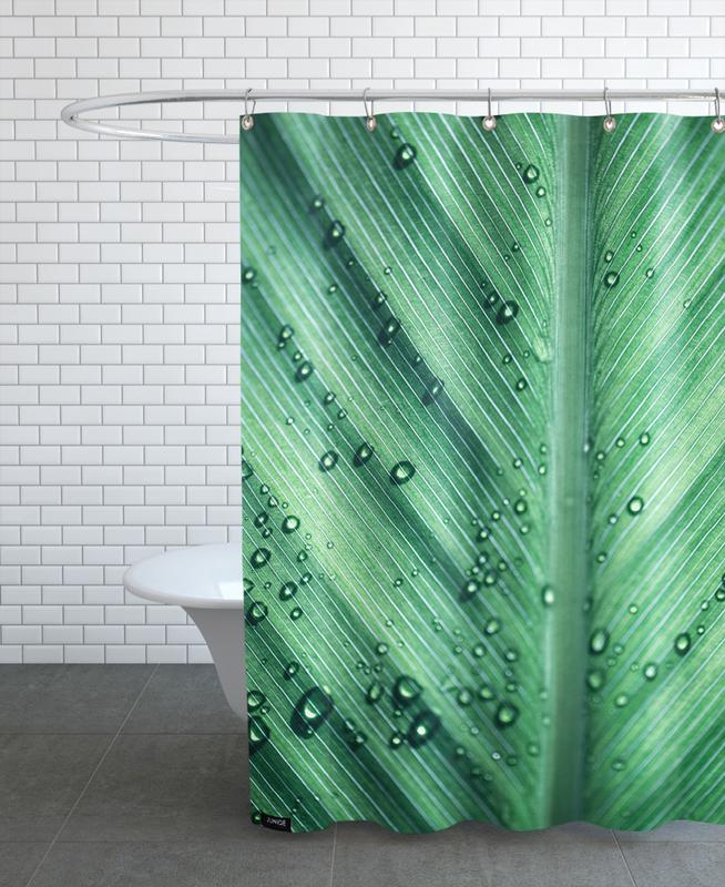 Palm Leaves 11 Shower Curtain