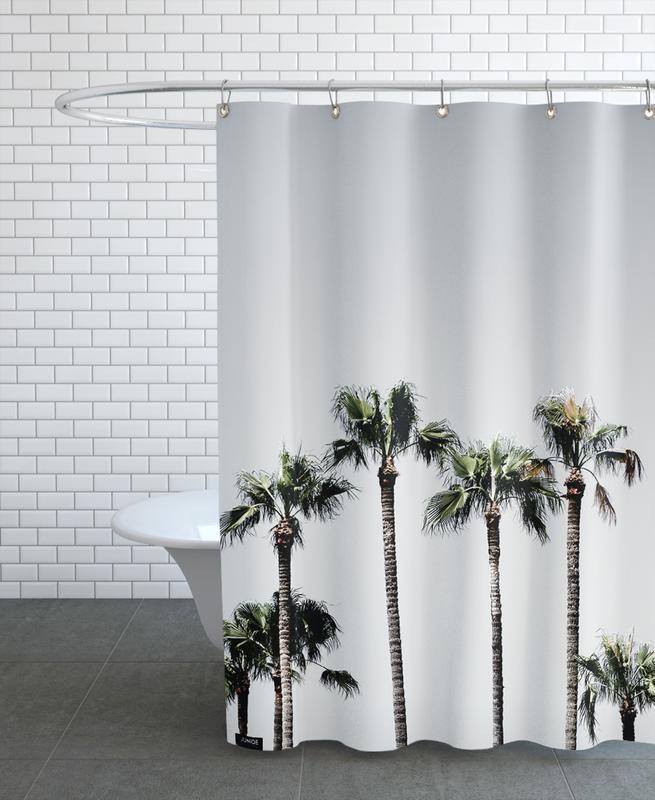 Palm Trees 5 -Duschvorhang