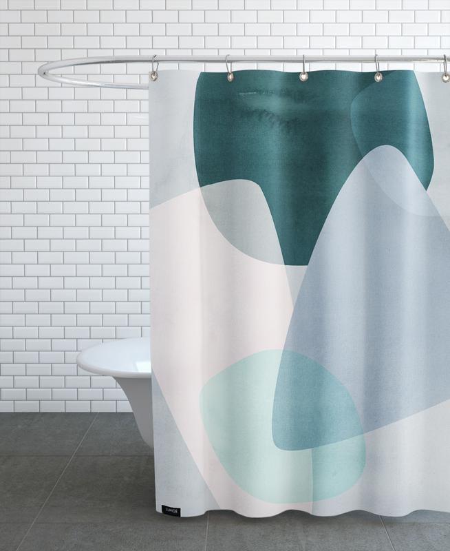 Graphic 150 C Shower Curtain