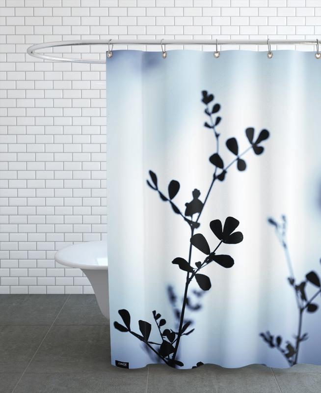 Blue Hour 1 Shower Curtain