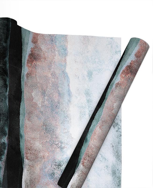 Watercolors 24X Gift Wrap