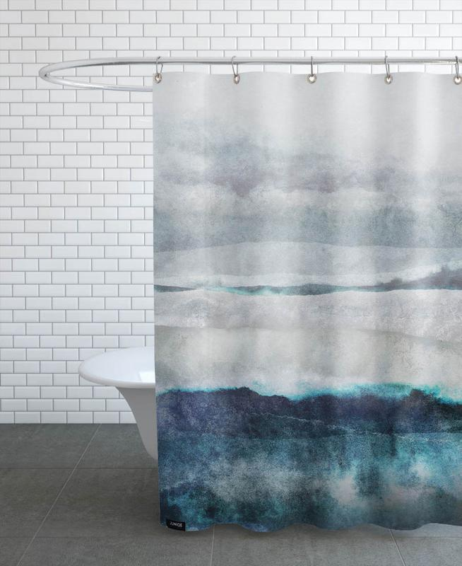 Watercolors 29 Shower Curtain