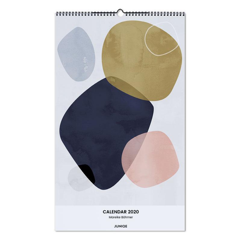 Wall Calendar 2020 - Mareike Böhmer -Wandkalender