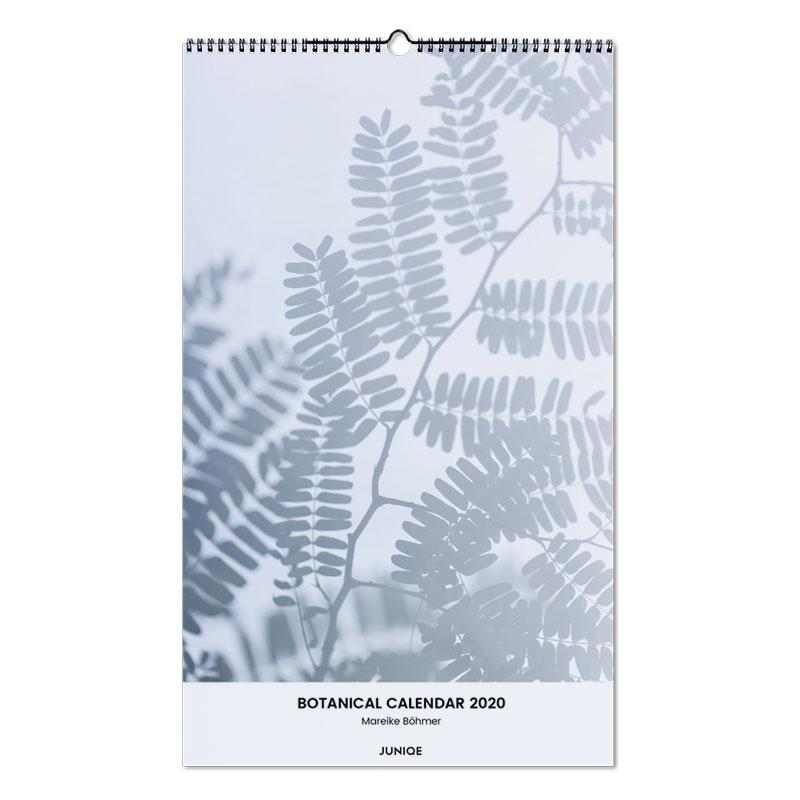 Botanical Calendar 2020 - Mareike Böhmer -Wandkalender