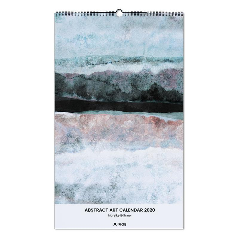 Abstract Art Calendar 2020 - Mareike Böhmer -Wandkalender