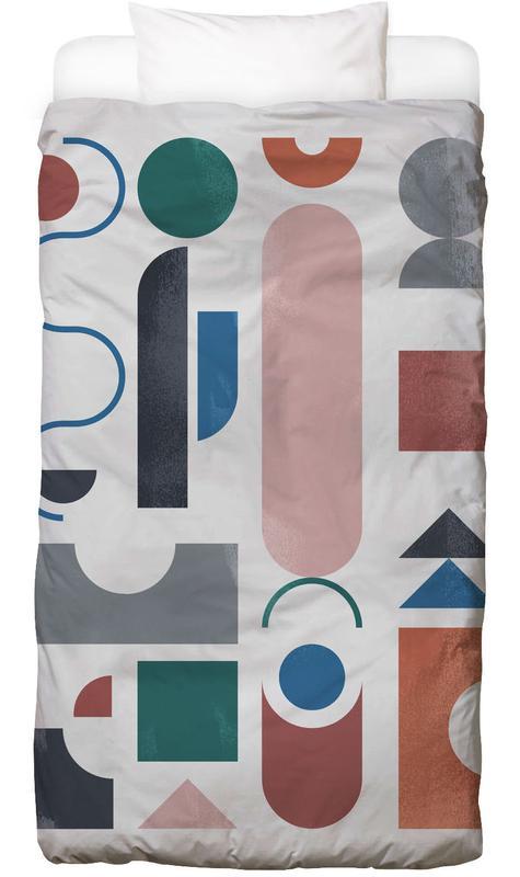 Geometric Shapes 1 Bed Linen