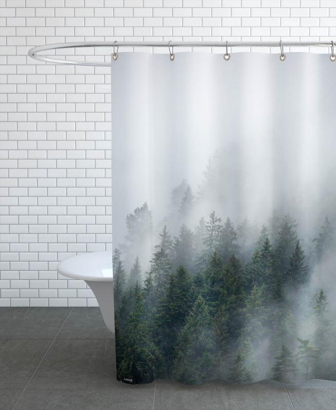 Foggy Morning 2 Shower Curtain