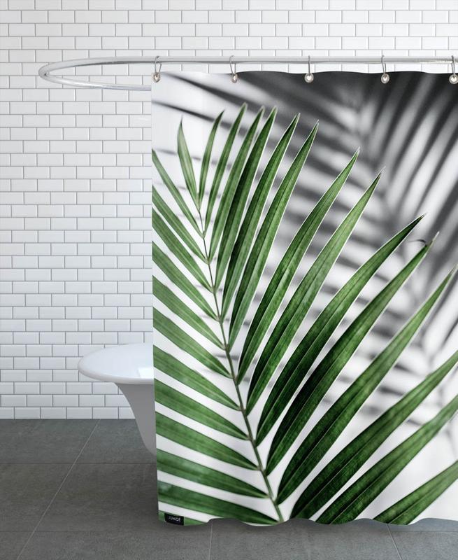 Leaves & Plants, Summer Shadows 3 Shower Curtain