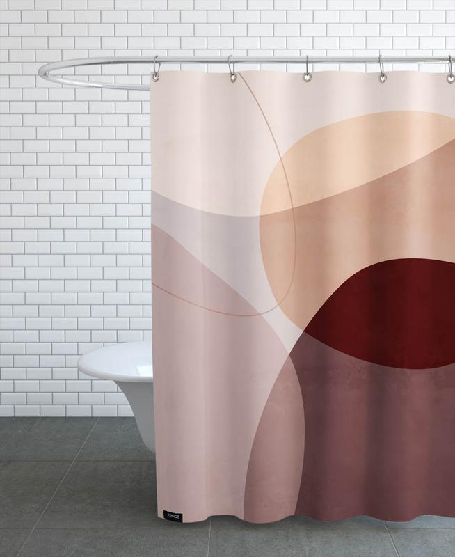 Graphic 211Y Shower Curtain