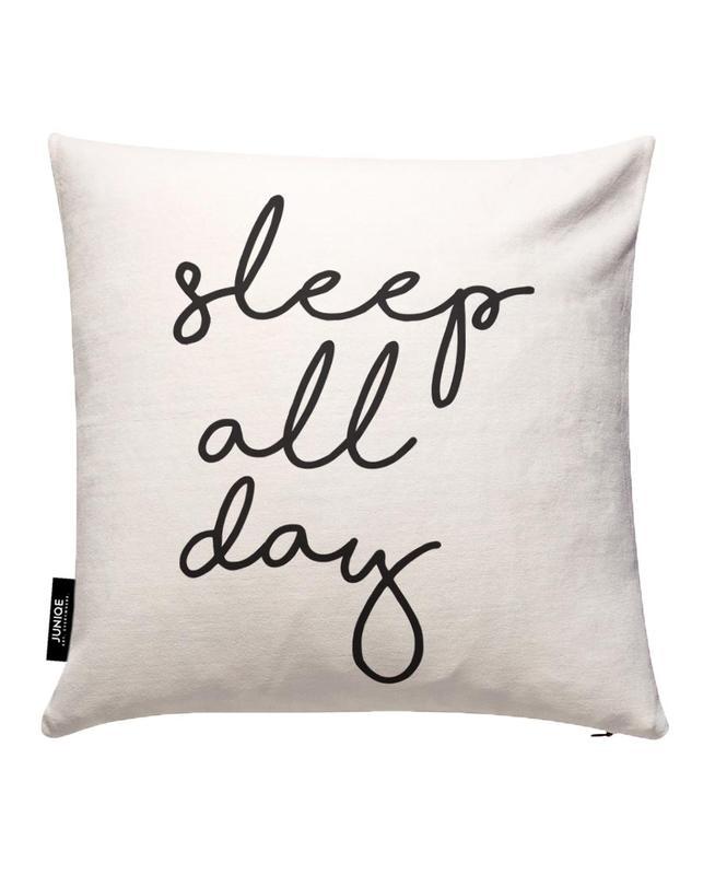 Sleep All Day Cushion Cover