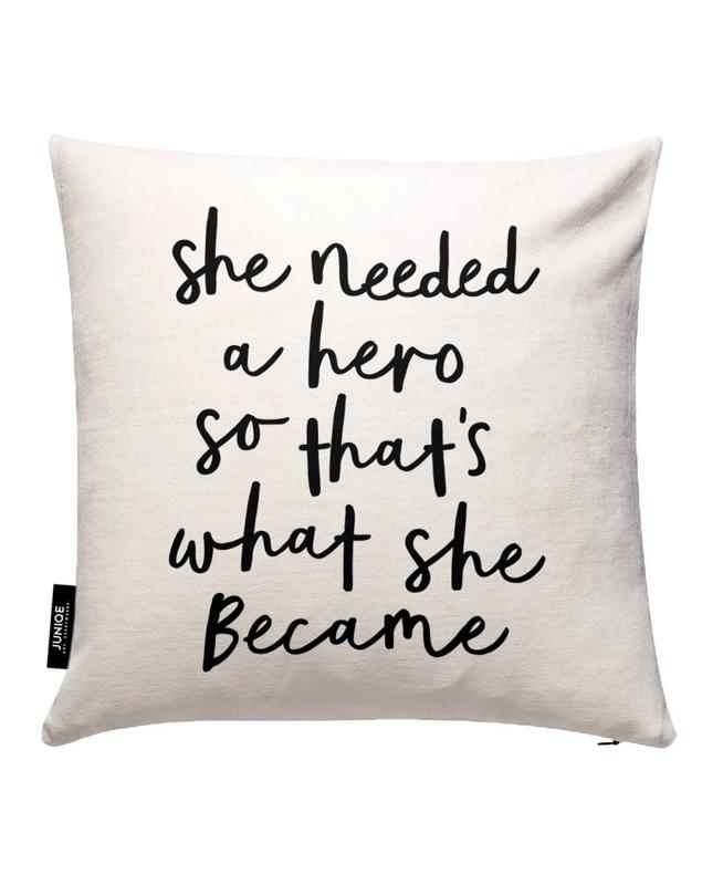 A Hero Cushion Cover
