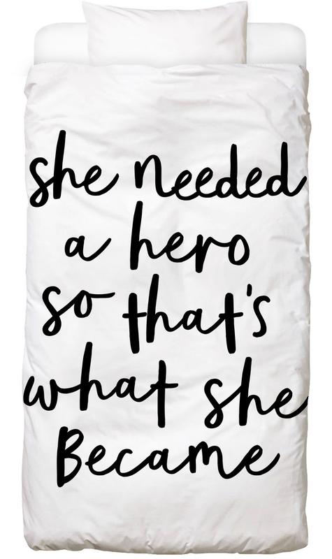 A Hero Kids' Bedding