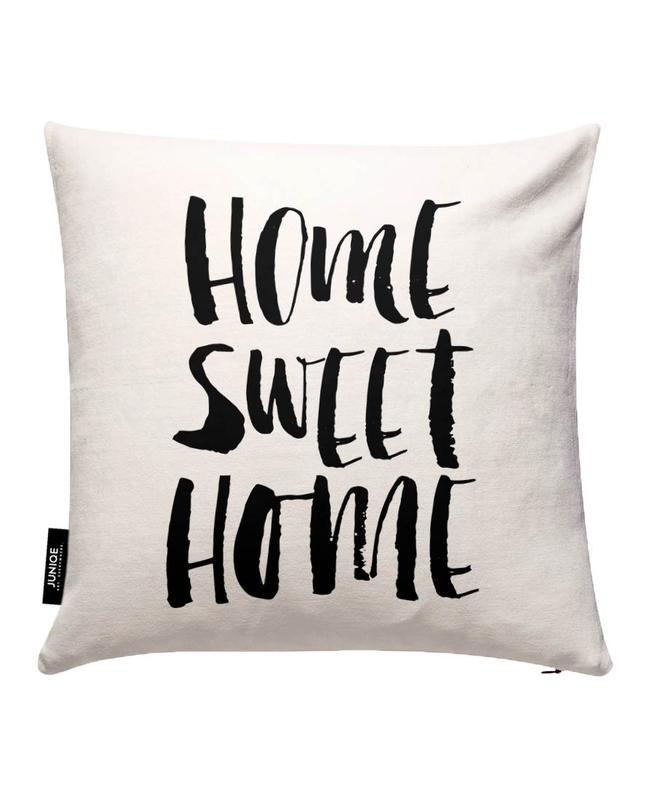Home Sweet Home Kissenbezug