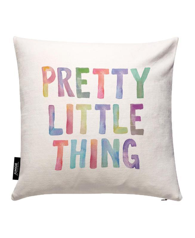 Pretty Little Thing Cushion Cover