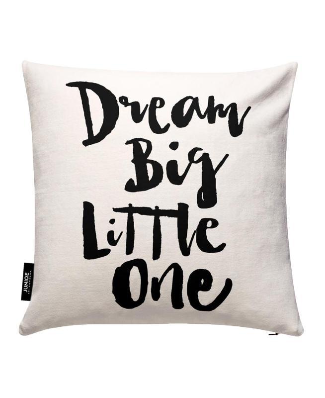 Dream Big Little One Cushion Cover