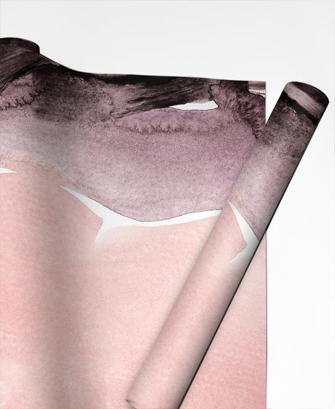 Blush & Mauve Gift Wrap
