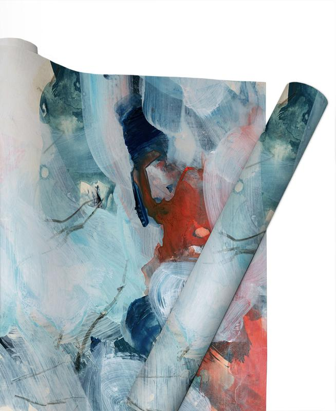 Abstract Painting III papier cadeau