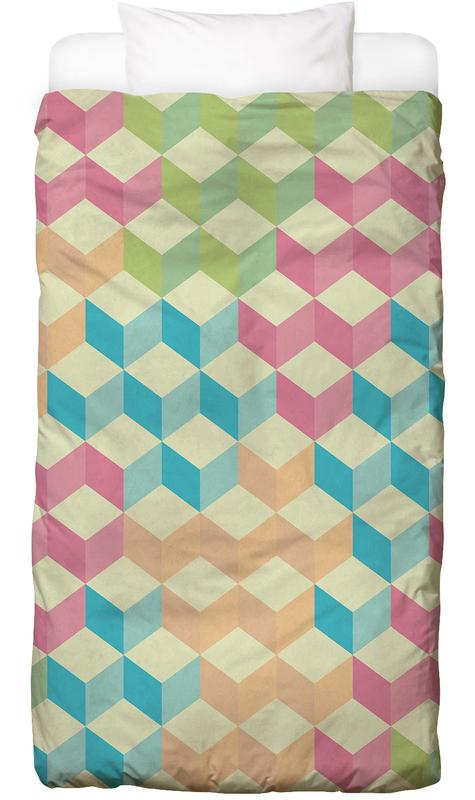 SugarCubes Geometric Pattern Bed Linen