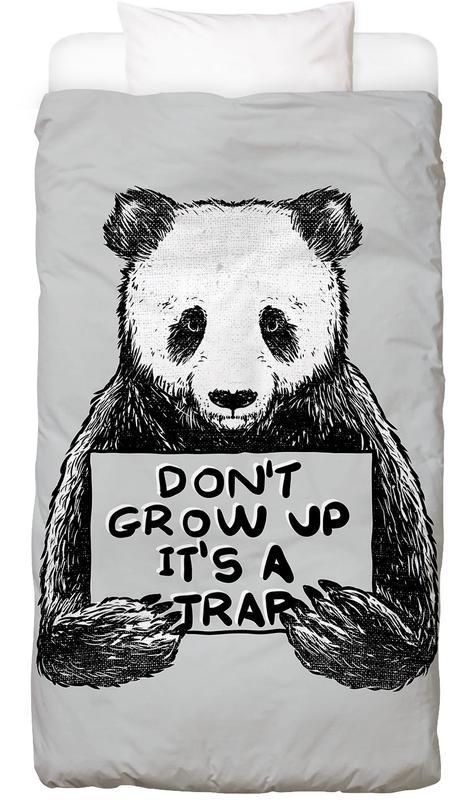 Don't Grow up Kids' Bedding