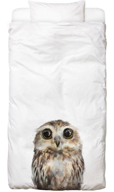 Little Owl Bed Linen