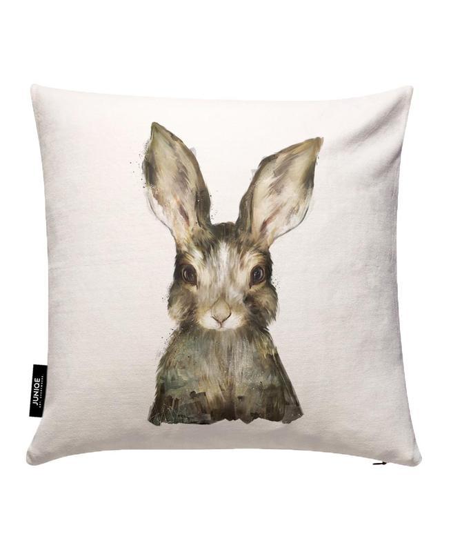 Little Rabbit Cushion Cover