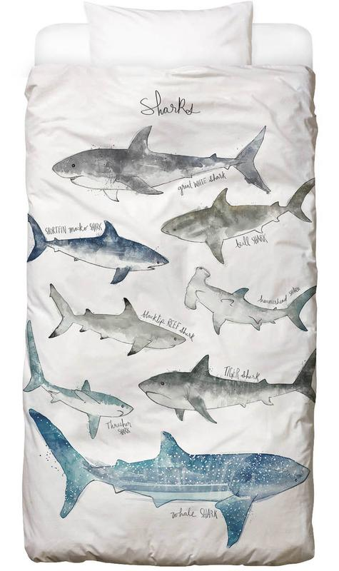 Sharks Kids' Bedding