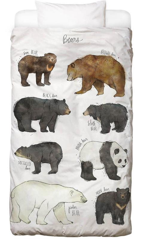 Bears Kids' Bedding
