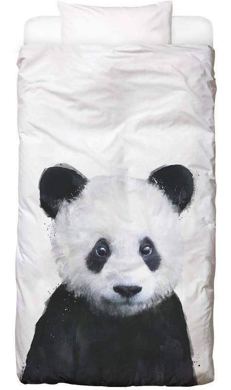 Little Panda housse de couette enfant