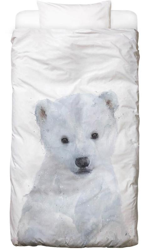 Little Polar Bear Kids' Bedding