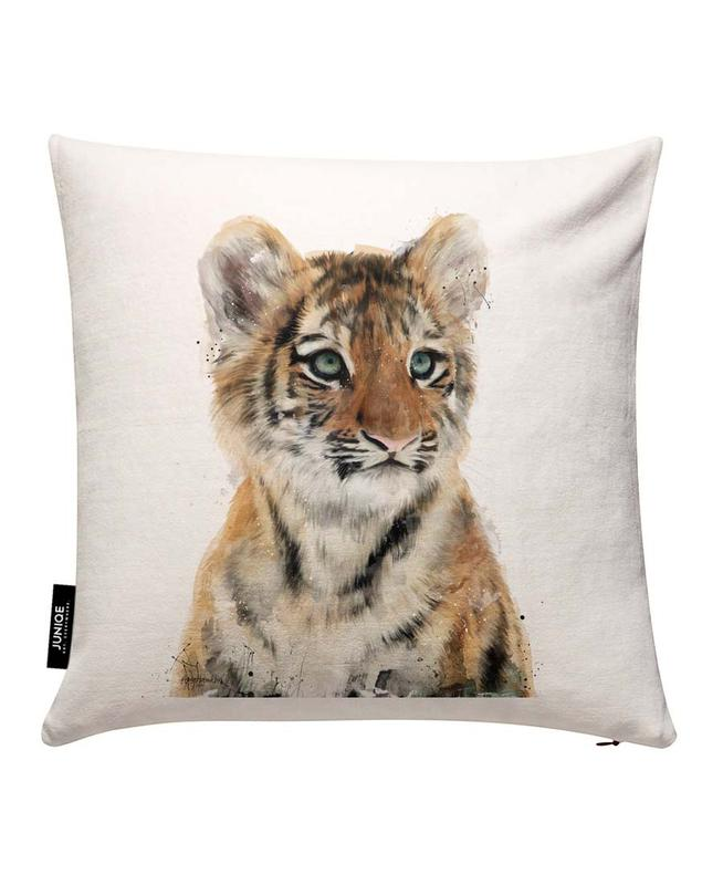 Little Tiger Cushion Cover