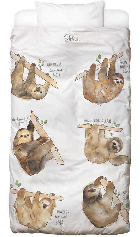 Sloths Kids' Bedding