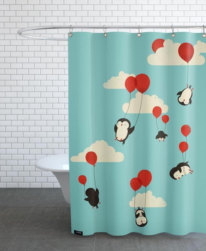 We Fly -Duschvorhang