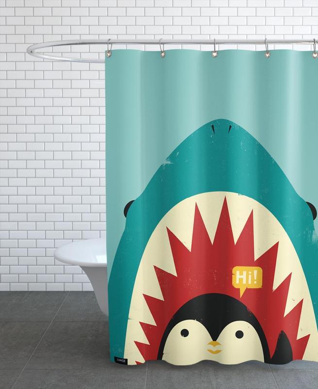 Hi -Duschvorhang