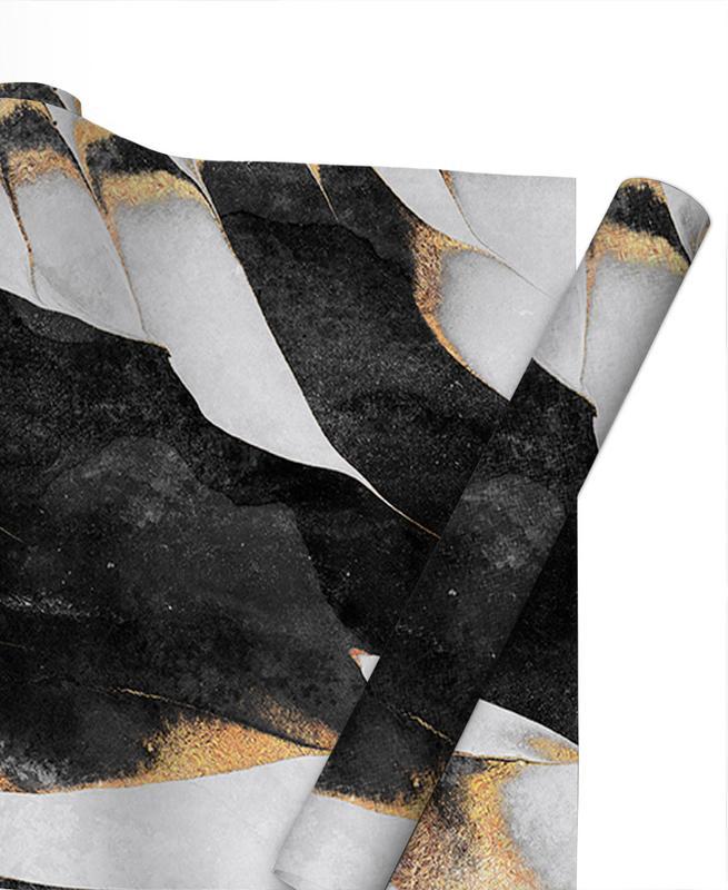 Black papier cadeau